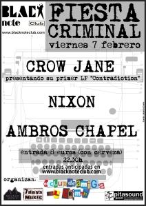 01 CARTEL FIESTA CRIMINAL