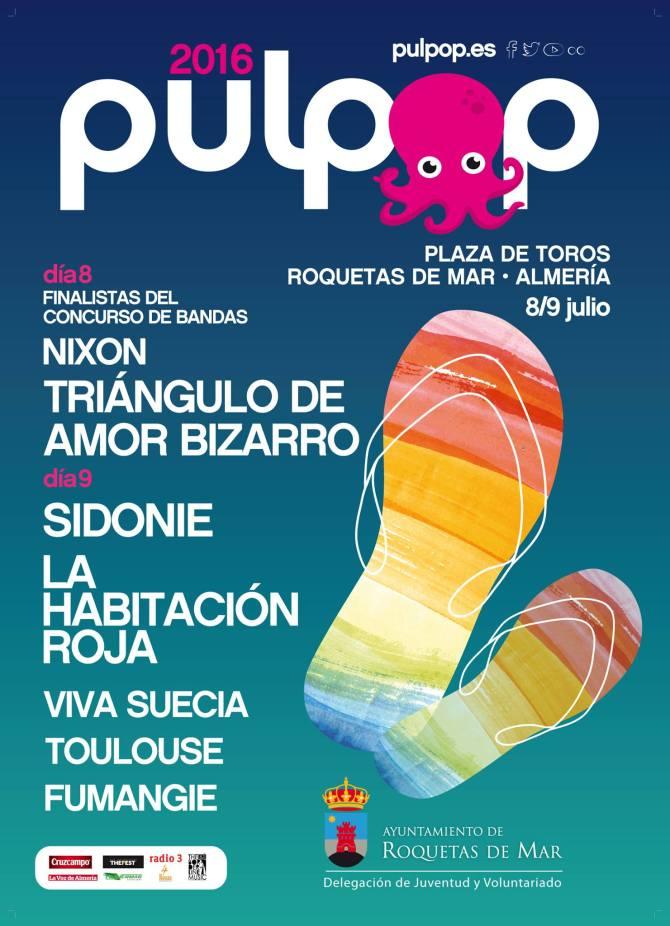 Cartel Pulpop 2016