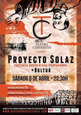 Proyecto Solaz Cervantes