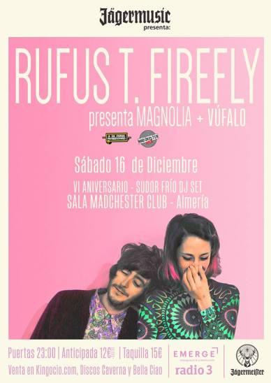 cartel concierto RTF